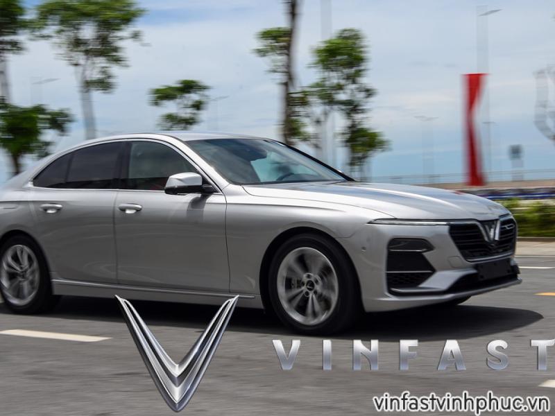 Vinfast Lux A 2.0 nâng cao