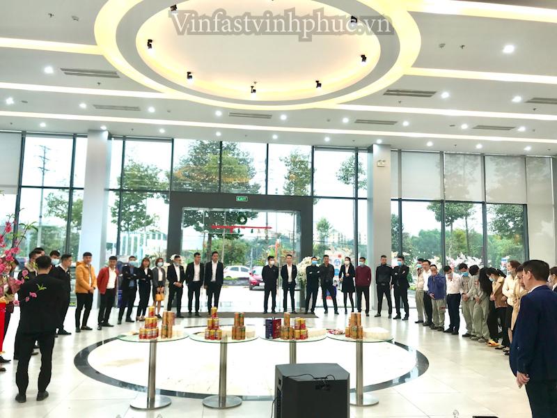 Vinfast Vinh Phuc 2021