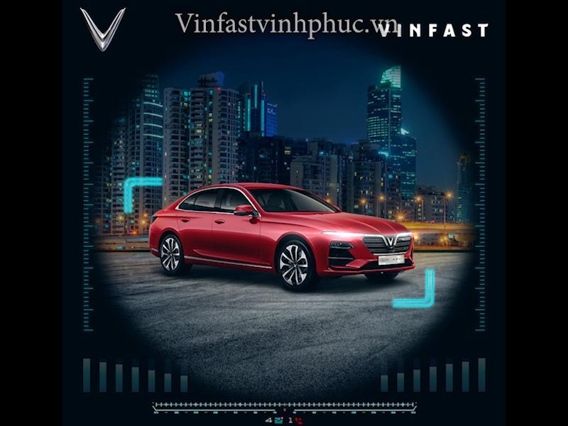 Vận hành Vinfast Lux A 2.0