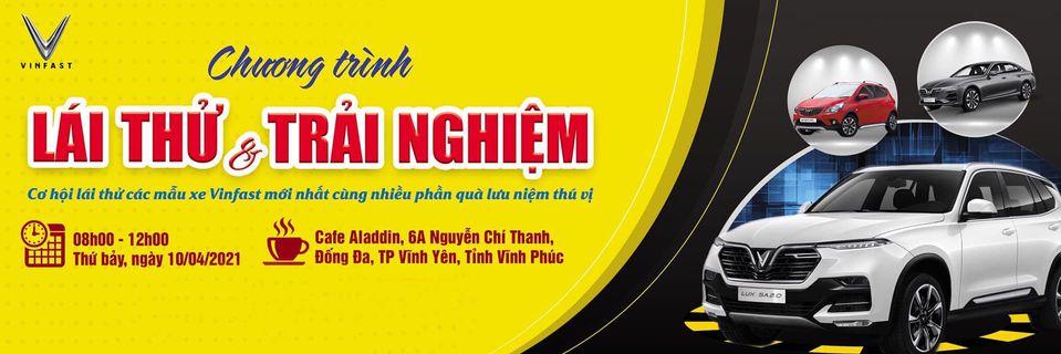 Dang Ky Lai Thu Xe Vinfast Vinh Phuc