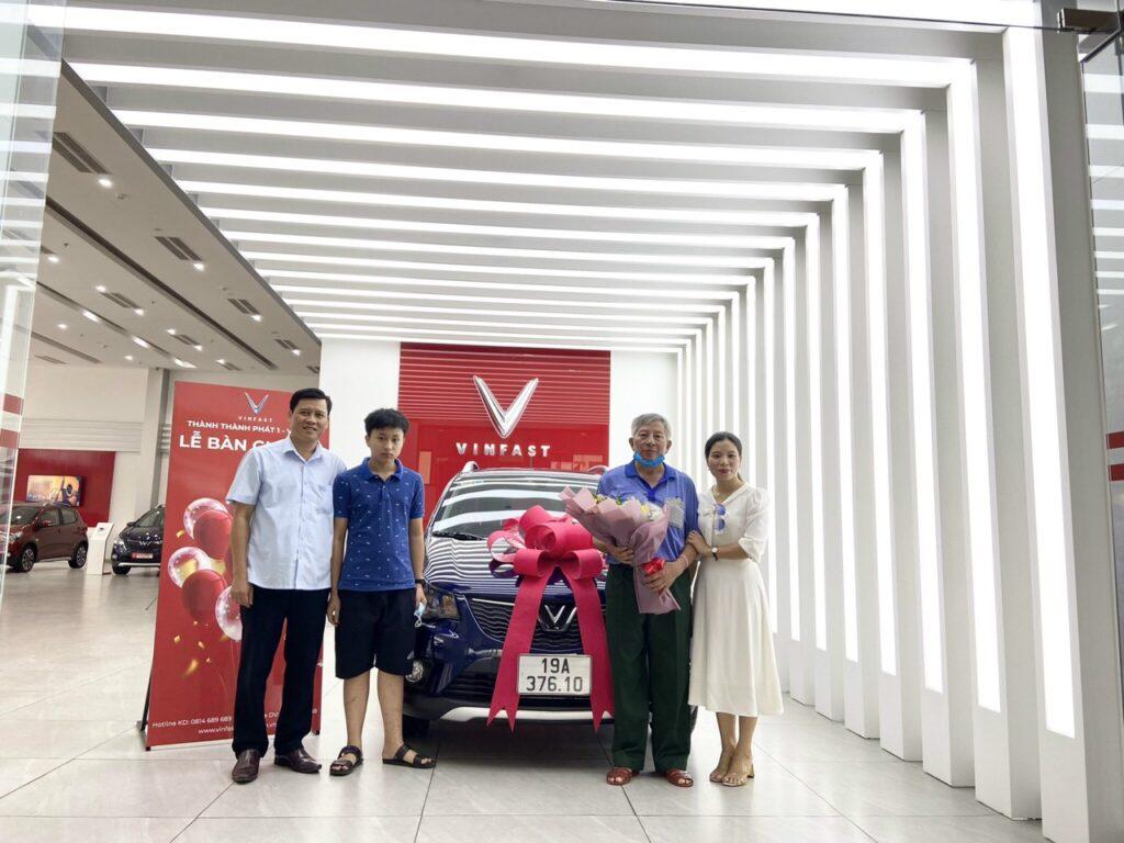 Ban Giao Xe Vinfast Vinh Phuc (7)