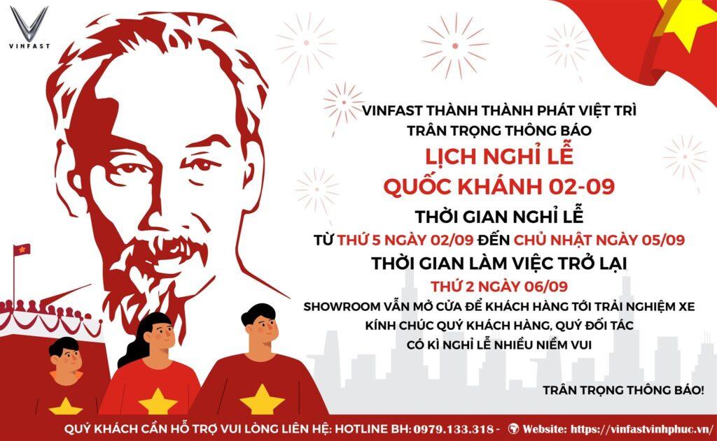 Thong Bao Nghi 2 9 Vinfast Vinh Phuc